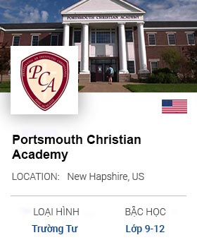 Portsmouth Christian Academy Private Co ed Day School