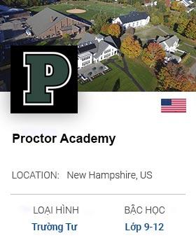 Proctor Academy Private Co ed Boarding School