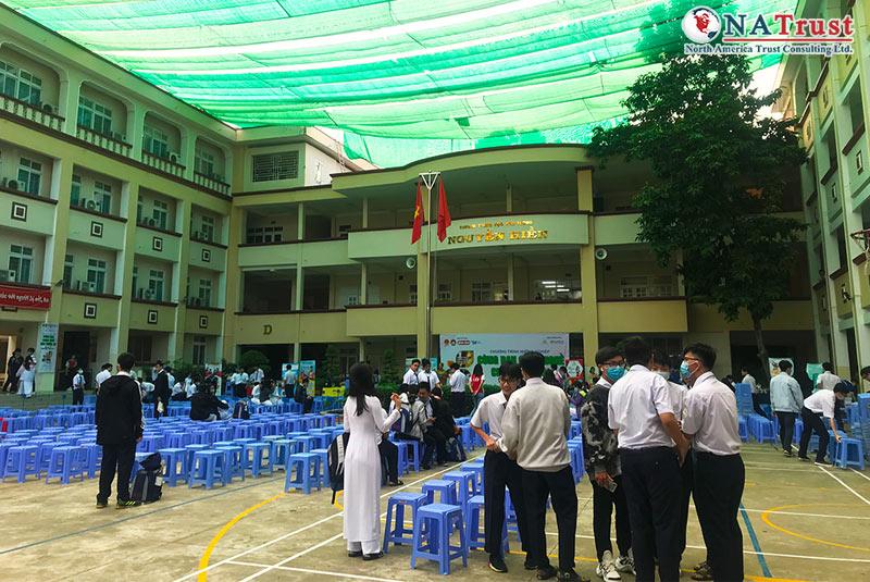 THPT Nguyễn Hiền