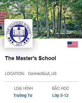 The Masters School Private Co ed Day School
