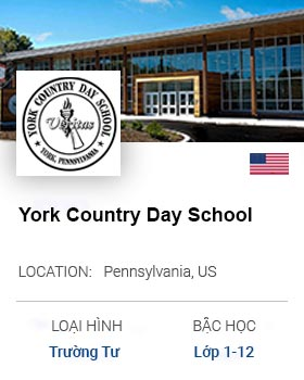 York Country Day School Private Co ed Day School