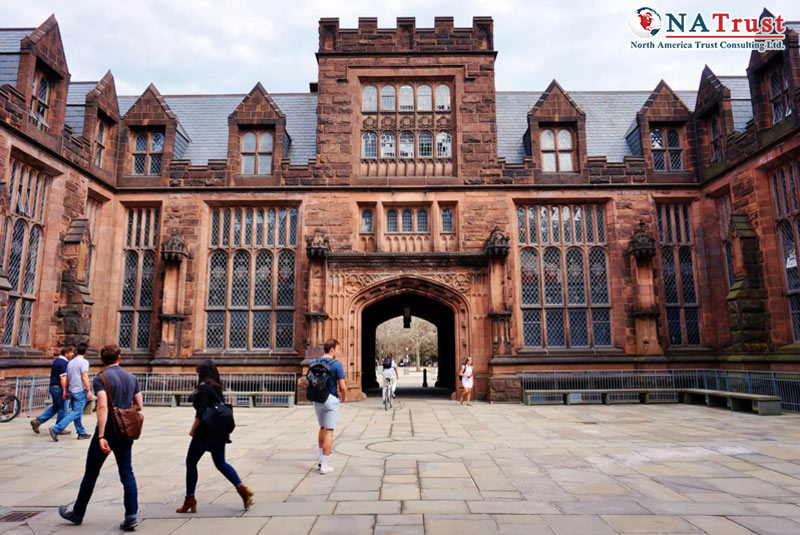 Du Học Mỹ Princeton University - Đại Học Nổi Tiếng Thế Giới