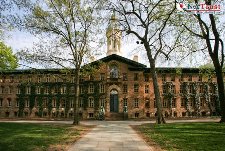 Du Học Mỹ Princeton University – Đại Học Nổi Tiếng Thế Giới
