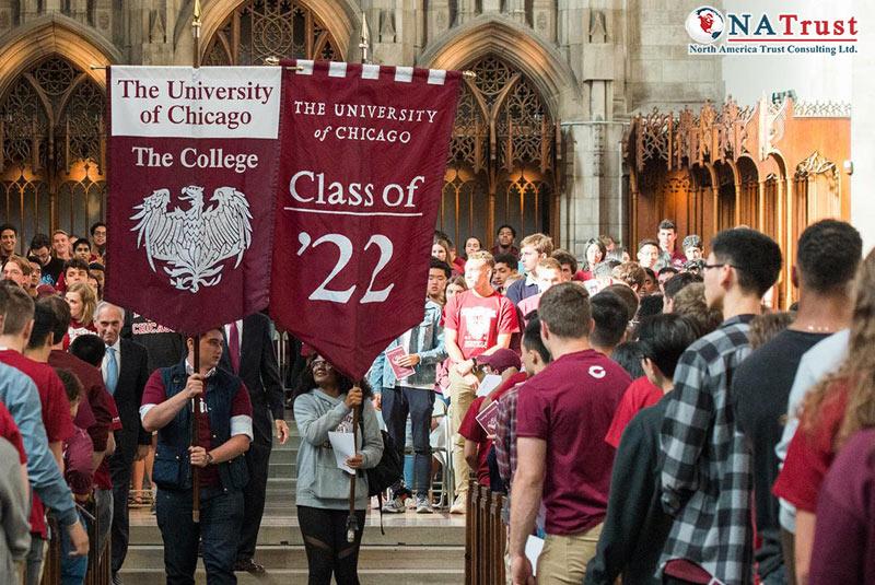 Du Học The University of Chicago - Đại Học Lâu Đời Thứ 3 Mỹ