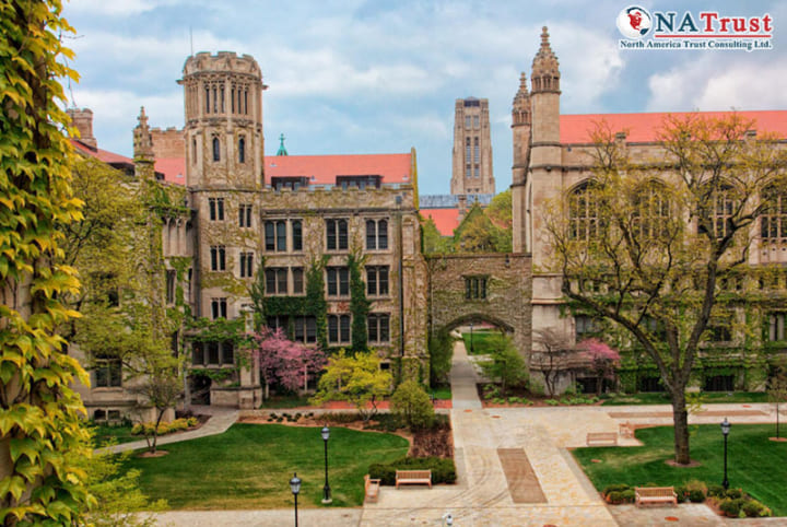 Du Học The University of Chicago – Đại Học Nghiên Cứu Lâu Đời Tại Mỹ