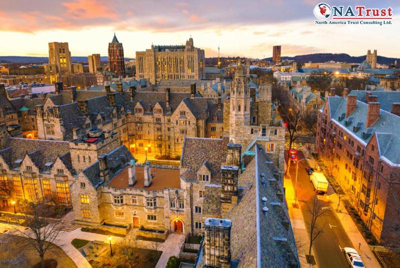 Du Học Yale University - Đại Học Lâu Đời Thứ 3 Mỹ