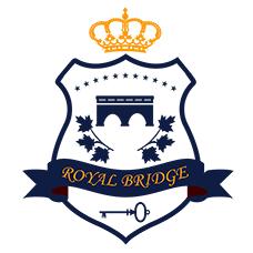 Royal Bridge High School Logo
